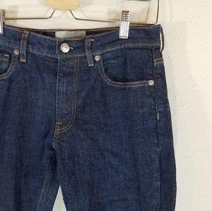 Everlane Dark Rinse Skinny Jeans Size 27
